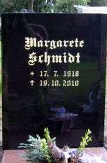 Grabstein Granit Black poliert, Inschrift vergoldet, Blattgold, Gothische Schrift